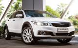 Qoros 3 City SUV unveiled at Guangzhou motor show