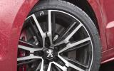 19in Peugeot RCZ R alloy wheels