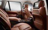 New LWB Range Rover revealed