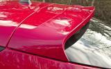 Renault Megane RS roof spoiler