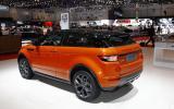 Hot new Range Rover Evoque gets 281bhp