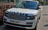 Range Rover long-wheelbase spotted