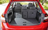 Skoda Rapid Spaceback seating flexibility
