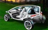 Mercedes-Benz's 'ultimate' golf cart