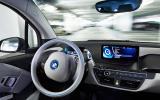 BMW reveals new autonomous driving technology
