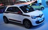 Turbo power for rear-drive Renault Twingo