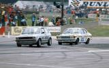 History of the British Touring Car Championship in pictures