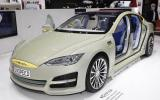 Rinspeed XchangE reveals self-driving car cabin