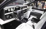 Rolls-Royce Ghost gets facelift