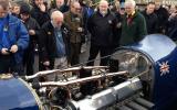 Land Speed Record winning Sunbeam runs again