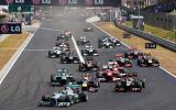 Hamilton wins first GP for Mercedes