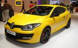 Renault Megane facelift unveiled