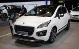 Frankfurt motor show 2013: Peugeot 3008 facelift