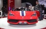 Ferrari 458 Speciale unveiled in Frankfurt
