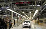 New Saab 9-3 production starts