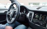 Porsche Macan - first ride