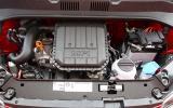 1.0-litre Seat Mii engine