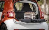 Smart Fortwo split tailgate
