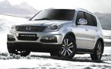 SsangYong Rexton W to cost £21,995