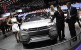 SsangYong XLV previews new small SUV