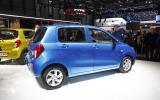 European launch for Suzuki Celerio budget city car