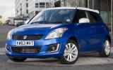 Quick news: Renault and Suzuki specials; Bond cars for sale