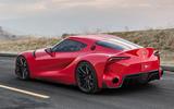 Spiritual successor to Toyota Supra unveiled in Detroit