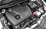 1.4-litre Toyota Auris diesel engine