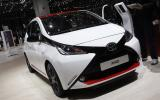 New Toyota Aygo reinvented for young audience