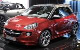 New Vauxhall Adam S gets 148bhp