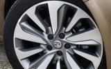 Vauxhall Cascada alloy wheels