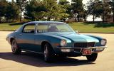 History of the muscle car - picture special
