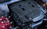 5.0-litre V8 Jaguar XJR engine