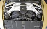 5.9-litre V12 Vantage S engine