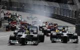 Rosberg wins incident-packed Monaco Grand Prix