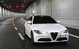 4 star Alfa Romeo Giulia