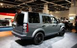 Land Rover Discovery facelift shown