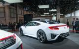 Honda NSX Roadster planned