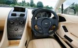 Aston Martin Vanquish interior