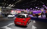 Frankfurt motor show 2013: Vauxhall Adam 1.0-litre