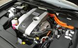 2.5-litre Lexus GS300h petrol engine