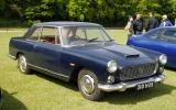Pininfarina Sergio makes UK premiere