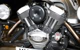 Morgan Three Wheeler engine block