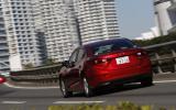 Mazda 3 hybrid rear
