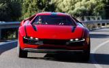 The £135,600 ItalDesign Giugiaro Parcour