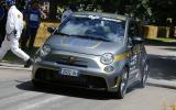 Abarth 695 Biposto promises class-leading pace