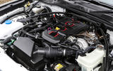 1.4-litre Abarth 124 Spider engine