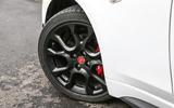 Abarth 124 Spider alloy wheels