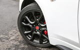 Abarth 124 Spider alloy wheels