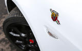 Abarth 124 Spider badging
